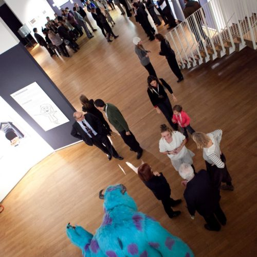 TOP CLIENTS EVENT - SPECIAL OPENING MOSTRA PIXAR