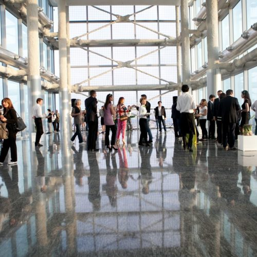 OPENING ROOF TOP NUOVO PALAZZO REGIONE MILANO