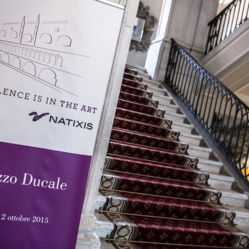 TOP CLIENTS EVENT - SPECIAL OPENING PALAZZO DUCALE