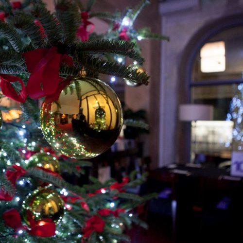 CHRISTMAS TEAM BUILDING & DINNER