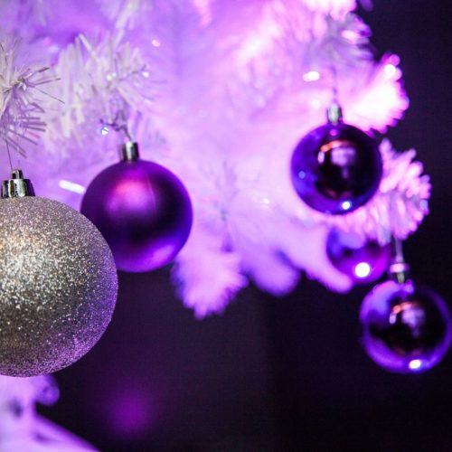 PURPLE CHRISTMAS EVENT
