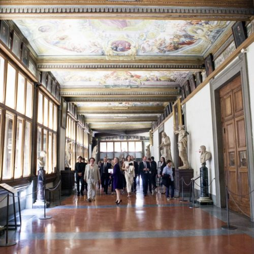 TOP CLIENTS EVENT - SPECIAL OPENING UFFIZI